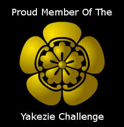 New to the Yakezie Challenge!