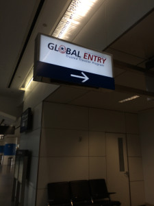 Global Entry: Getting Ready for International Travel!