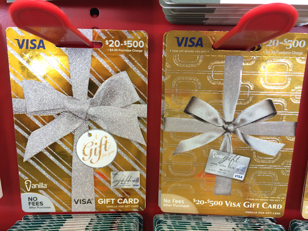 How to Load Debit Gift Cards Onto Bluebird at Walmart (VISA, Simon Mall, Etc.)