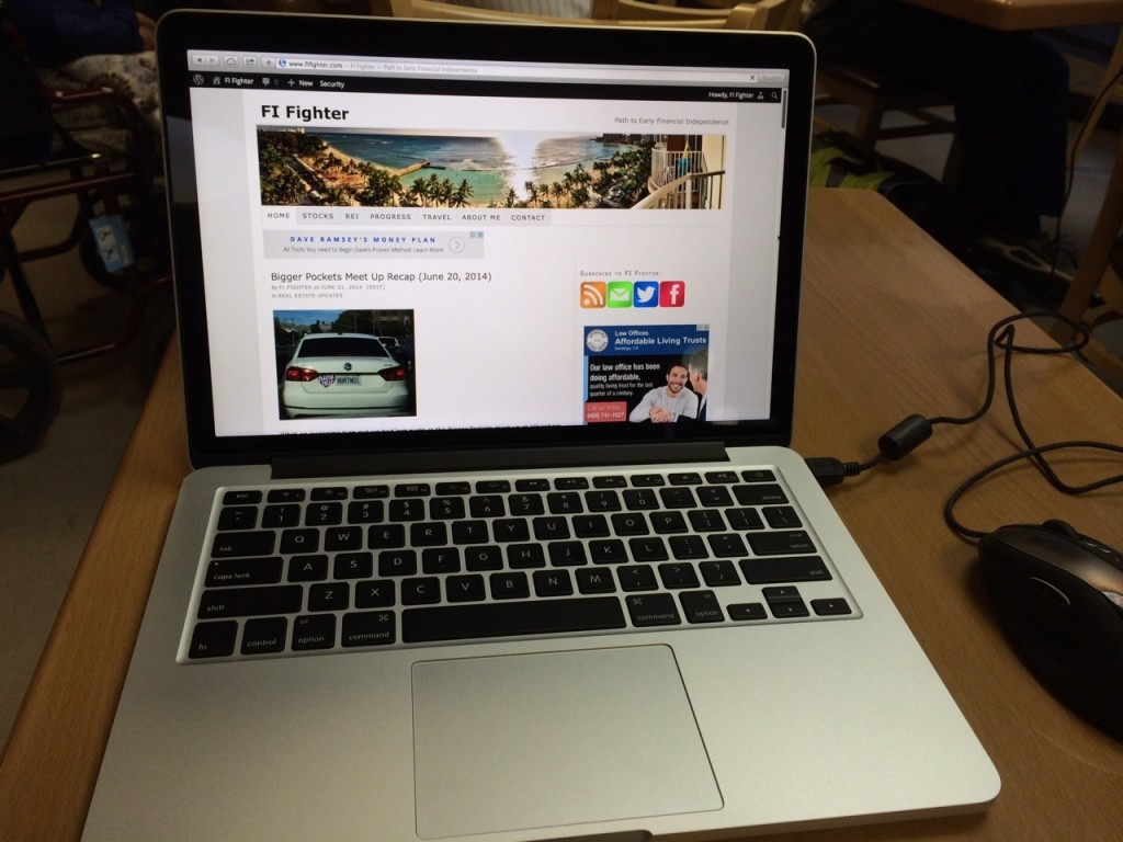 My New $1400 Laptop (June 23, 2014)