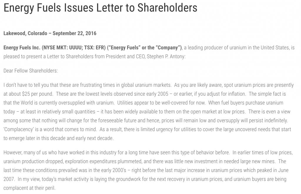 letter-shareholders